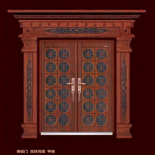 门框:豪华欧式版罗马头